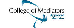 Logo College of Mediators Affiliated Organisation
