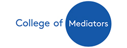 College of Mediators' Logo